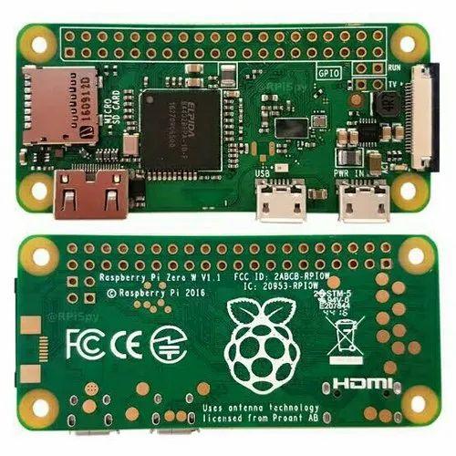 Raspberry Pi Zero W Essentials Kit