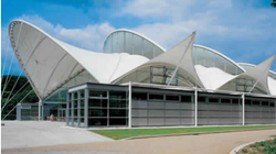 Eco Friendly Tensile Membrane Structure