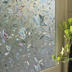 Decorative Window Glass, For Home, Shape: Rectangle