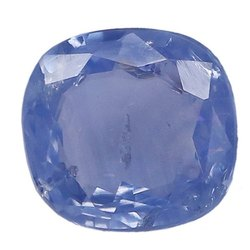 Cornflower Blue Loupe Clean Natural Ceylon Blue Sapphire