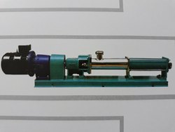 Hygiene Screw Pump