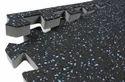 Soft Rubber Floor Tile