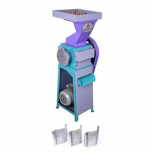 Automatic Diamond & Tukda Supari Cutting Machine
