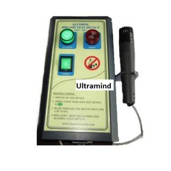 Alcohol Tester Wall Mounted MSP-1001