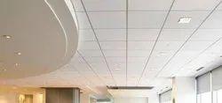 Fiber Ceiling False Ceiling Services