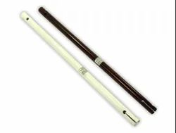 Brushed Nickel Fan Rods, For Down Ceiling, Size: 15-18-24 Inch