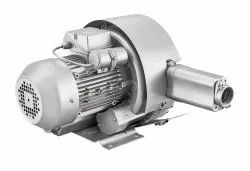 Aluminium 0.7kW Vacuum Blower 2GH 220 H26, For Industrial, 380 - 415 Volts