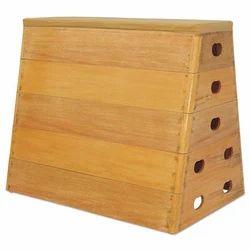Wooden Handball Goal Post SEP Vinex Without Bag
