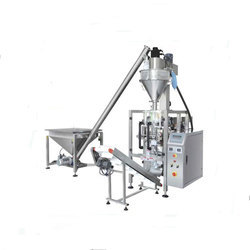 Vertical Auger Servo Filler Machine for Powder & Spices