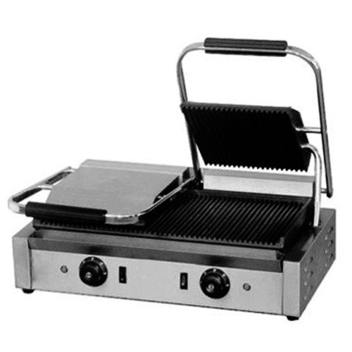 Stainless Steel Commercial Sandwich Griller