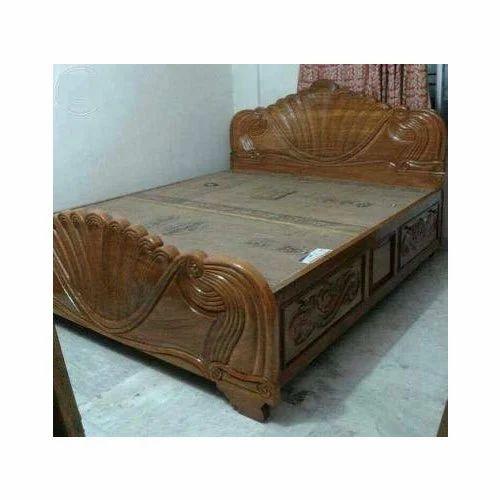 Teak Wooden Double Bed Dream Home Consultancy Kolkata Id