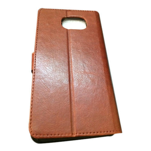 7ba5923575 Artificial Leather J7 Max Mobile Flip Cover, Rs 75 /piece | ID ...