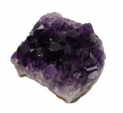 Amethyst Druzy Stone