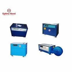 Semi Auto Box Strapping Machines