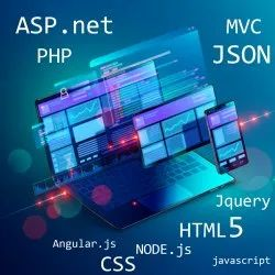 English Website Development, With 24*7 Support