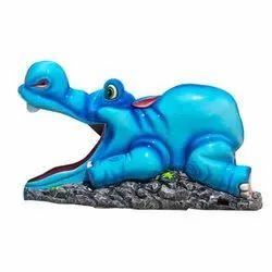 Hippopotamus Attraction Slide