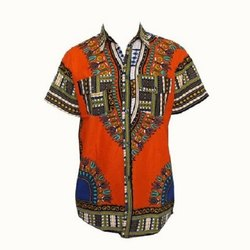 Unisex African Dashiki Shirt