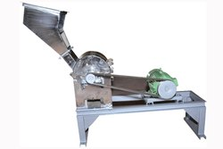 Raj Food Processing Mild Steel Hammer Mill, HM-32