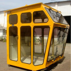Operator Sound Proof Booth