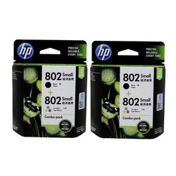 HP Tri Color 802 Ink Cartridge