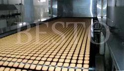 Automatic Biscuit Making Machinery