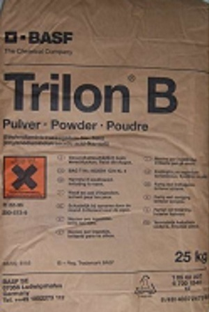 Trilon B Powder-Tetra Sodium EDTA (BASF), 25, Packaging Type: Bag