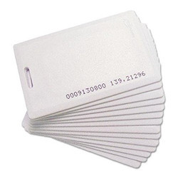 Plastic Proximity Card