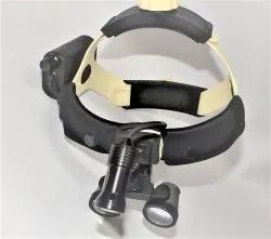 Lightweight Head Loupe with Headband Headgear Headlight