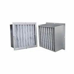 United Make Box, Flange Type Pre Fine Filters