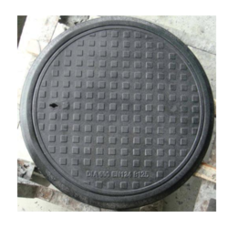 FRP Manhole Cover with Frame