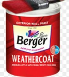 Berger Weathercoat Exterior Wall Paints