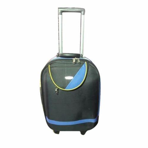 Plain Mini Trolley Bag, Size: 20-28 Inch,