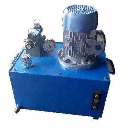 MS Hydraulic Power Pack, Rs 100000 /unit, R. S. Hydraulics | ID ...