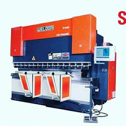 Hydraulic CNC Synchro Press Brake Machine