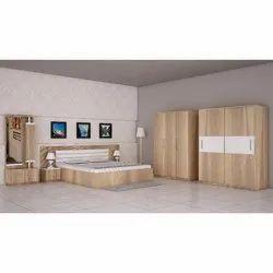 Modern Wooden Designer Sappy King Size Bed