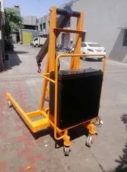 Battery Operate Floor Crane