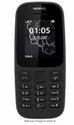 Nokia 105 Dual SIM, Black