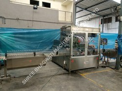 Shampoo, Lotions, Oils Filler Machine