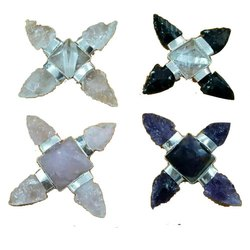 Agate Stone Energy Generator, For Jewellery, Packaging Type: Packet
