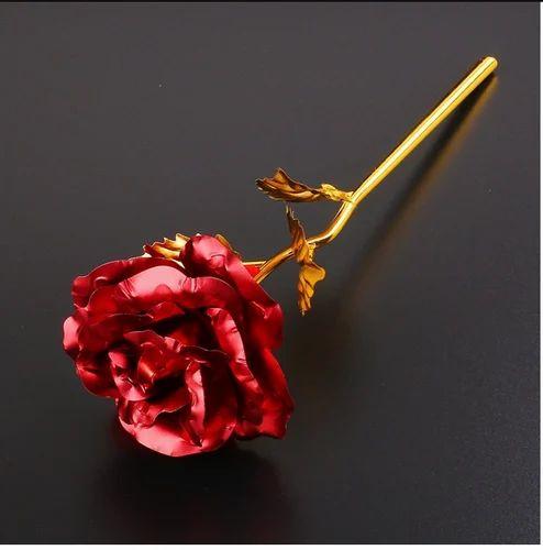 Jaipur Crafts Red 02033 webel kart new collection 24k red gold rose
