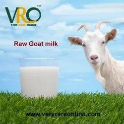 500 mL VRO Raw Goat Milk, Packaging: Bottle