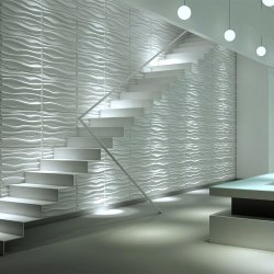 White Cladding Tile, Thickness: 5-10 Mm