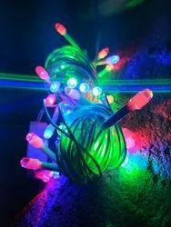 PVC LED Light String for Decoration