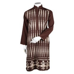 Full Sleeve Cotton Ladies Kurti, Size: S, M and L