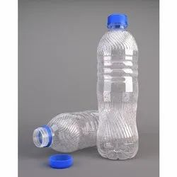 Plastic Empty Mineral Water Bottle