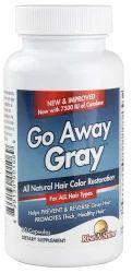 Rise-N-Shine Go Away Gray Capsules 60 Capsules