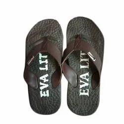 EVA Lite Plain Mens Pedicure Slipper, Size: 5-10 Number