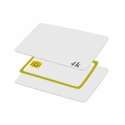 Contactless Smart Card 4K
