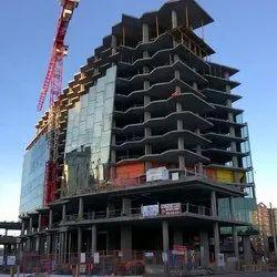 Concrete Commercial Projects Hotel Construction Service