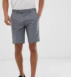 Gots Organic Cotton Mens Tailored Shorts
